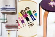 Cross Stitch, Embroidery & Ribbon Work
