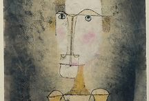 • PAUL KLEE • / Swiss- German Painter. 18 December 1879 – 29 June 1940 More than 10,000 paintings, drawings, and etchings. / by . Kimia . Jb