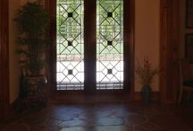 Doors and Entrances / Doors and entryways of beautiful homes.