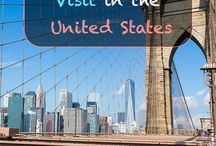 USA / A board with pins that will help you travel to USA. From city guides, things to do at the destination, itineraries and so much more. Check these pins to find the best content to help you #travel to the #USA .