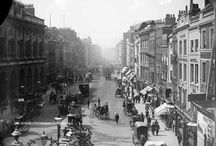 London Streets Late 19th Century