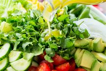 Vegan Salad & Dressings / by Sheryl B