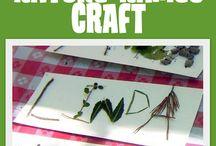 Crafts scuola