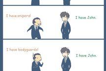 Sherlocked^w^