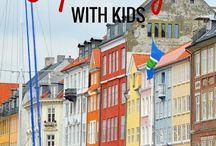 Denmark with Kids / Exploring Denmark with kids