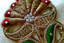 Fabric Appliques / by Designs By Mamta