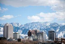 Salt Lake City / Where I live / by Shauna Hanamaikai