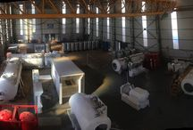 Baroks Hyperbaric / Diving Chamber Production Factory / www.baroks.eu     Production Facility - 2500 m2