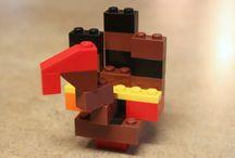 Legos / by Crystal Heywood