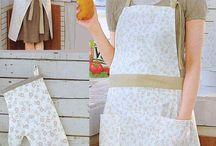 Фартуки и др для кухни
