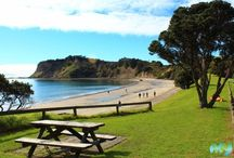 New Zealand Beaches / Locally taken photos of all the best beaches in New Zealand.