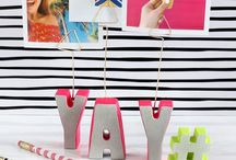 Crafts + DIY Projects