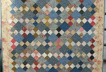 Four patch quilts