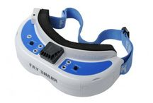 Fat Shark FPV / FPV video goggles for flying drones as a sport, hobby or commercial practise.