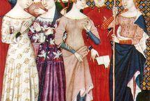 brokade middelalder