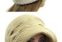 шляпки из драпа
