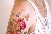 flower tattoo styles