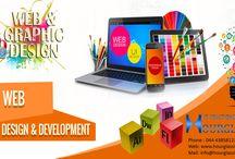 website design & development-HGIT
