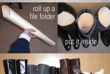 Neat Ideas / by Kenna F
