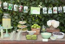 Lila Party Ideas