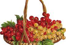 Ягоды ,фрукты