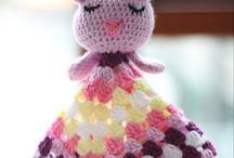 Crochet: Loveys / by Megan Lemon