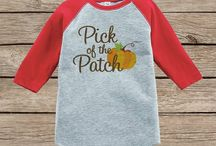 Toddler Outfits / Fun clothing for the kids!