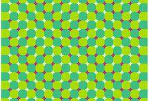 Optical Illusion Inspiration Art