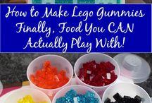 Jacob's Lego Party