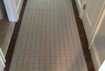 Hall Runners / The Carpet Workroom is not a cookie-cutter company. We will customize any carpet to suit your needs: https://carpetworkroom.com/request-custom-order/ / by The Carpet Workroom