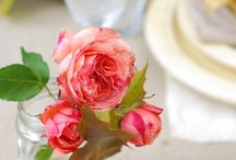 ♥ Flores... Una inspiración / Porque el mundo sin flores no sería el mundo