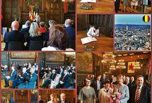 Visite du Consul général de France à Bruxelles