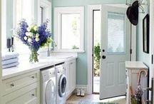 {Rooms} Laundry & Mud / by Echo Milanuk