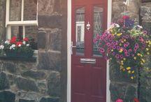 Solidor - Red Composite Doors