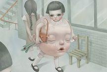 Artwork I Love... / by Kelly Nishimoto