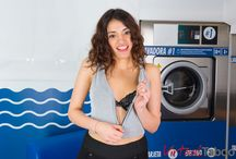 """Penélope Cum / Penelope has come to our laundry """"Taboo Wash"""""""