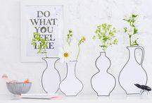Frühlings-Gefühle / Hier präsentieren wir euch kreative und originelle Ideen für den Frühling.