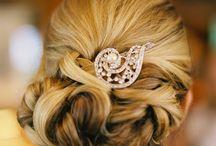 Hair styles -wedding