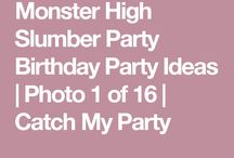 Monsters high book