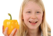 How do I raise healthy eaters? | Dear Cook Smarts / Tips on raising healthy eaters / by Cook Smarts