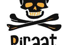 Themafeest Piraat / Stoere Piraten party's zijn geschikt voor alle leeftijden!