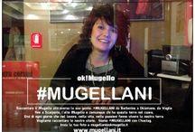 #MUGELLANI / La campagna social #MUGELLANI nasce dall'idea di raccontare il Mugello attraverso le immagini più belle della sua gente. Un'iniziativa lanciata dal quotidiano online OK!Mugello.it che da sempre ha un legame speciale con questa terra. E dall'idea originaria di #MUGELLANI è nato questo sito dove viene dato spazio ai protagonisti di questa campagna e dove tutti voi potete raccontare la vostra storia attraverso una fotografia e un testo che parli dei #MUGELLANI.