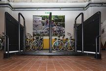 FidoByke / bicycle rack  www.fidobyke.it