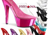 Pleaser shoes / Look at shoes by Pleaser shoes