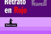 #Retratorojo / El panel de mi novela en #Horizonte