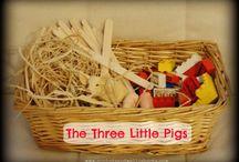 Preschool/Story Baskets