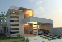 Domy/Architektura