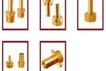 Brass Hose Fittings / Brass Hose Fittings which are available in different size and type with or without threads as per customer requirements.