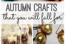 Autumn Ideas / by Cindy Wysocki