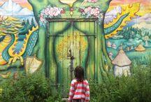 doorways / by Shelby Lu